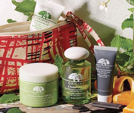 From $39.5 Moisturizer Set @ Origins