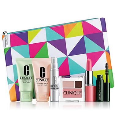Free 7 Pc Gift Set with Any $27 Clinique Purchase @ Lord & Taylor