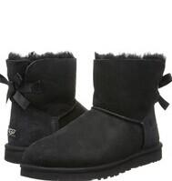 UGG® Mini Bailey Bow @ The Walking Company