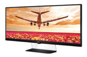 "LG 34UM94-P Black 34"" 5ms Widescreen IPS LED Monitor"