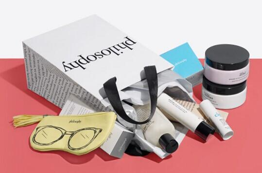 Up to 50% Off + Extra 10% Off Philosophy Outlet Sale @ philosophy