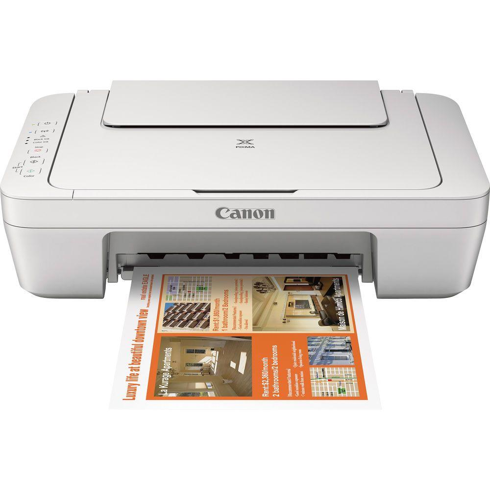Canon PIXMA MG2420 Photo All-in-One Inkjet Printer