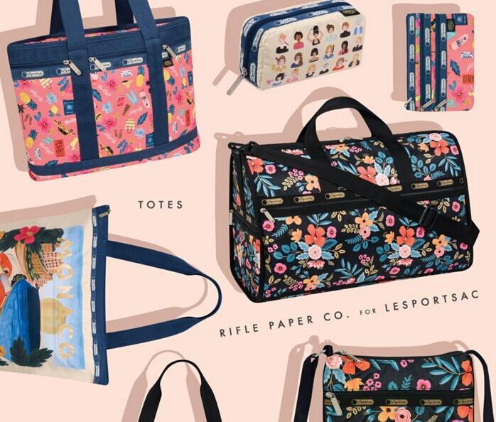 Up to 46% Off LeSportsac, TUMI Handbags @ MYHABIT