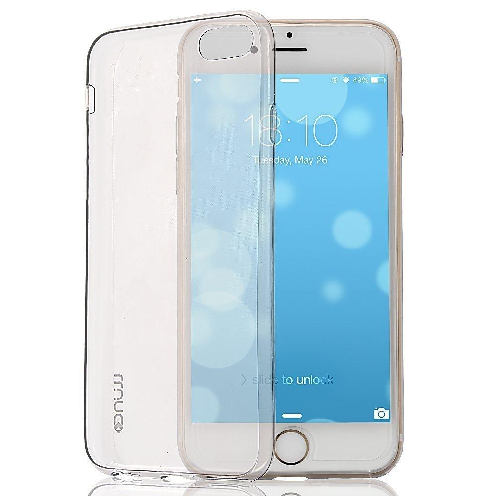 LLUNC Transparent Cover with Colored Frame for iPhone 6/6s/6+/6s+