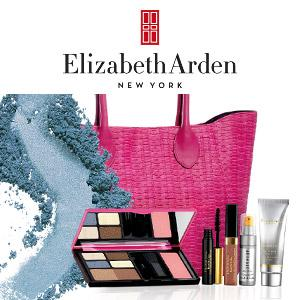 NEW. The Best Getaway Beauty Collection(Worth Over $106) just $32.50 with Any Purchase @ Elizabeth Arden