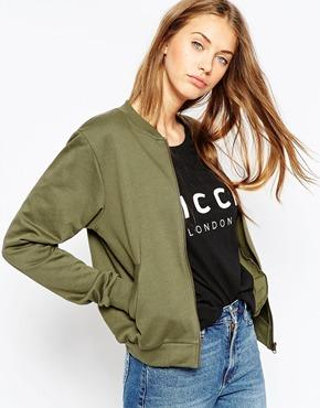 From $21 Men's & Women's Bomber Jacket @ ASOS