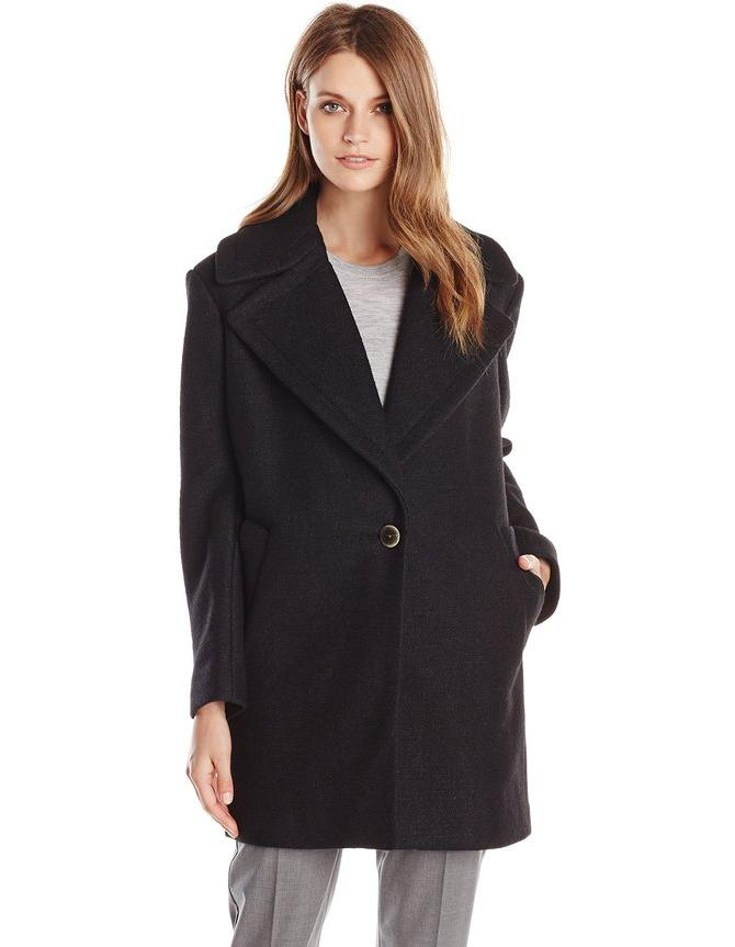 From$74.68 Kensie Women's Wool Cocoon Coat