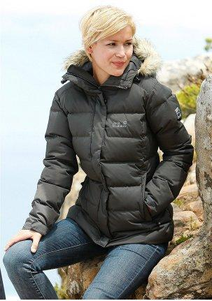Up to 70% Off Jack Wolfskin Women's Winter Coat @ 6PM.com