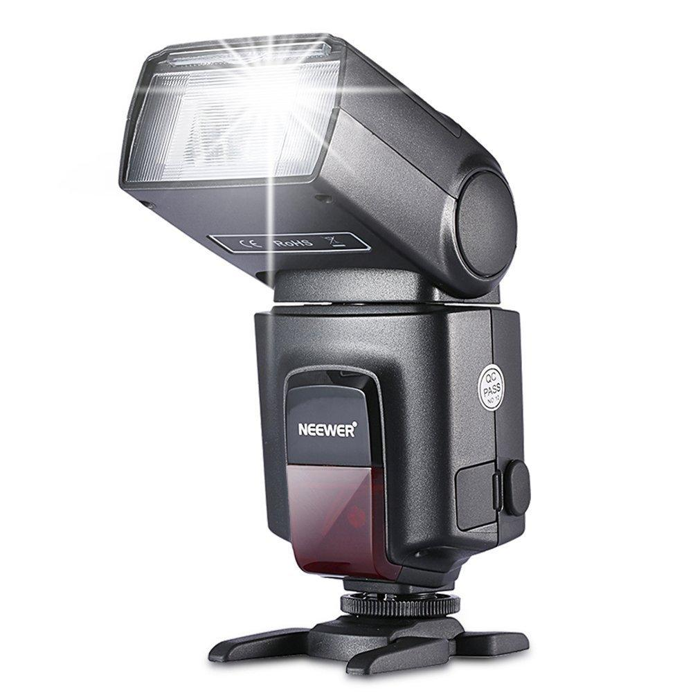 Neewer TT560 Flash Speedlite for Digital Cameras with single-contact Hot Shoe