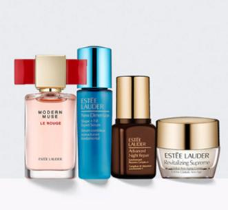 Dealmoon Exclusive! Free 7 Deluxe Samples with Any $50 Purchase @ Estee Lauder