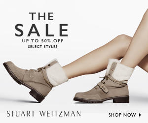 Up to 50% OFF  + an EXTRA 20% OFF Select Shoes @ Stuart Weitzman Canada
