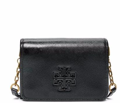 BRITTEN PATENT COMBO CROSS-BODY @ Tory Burch