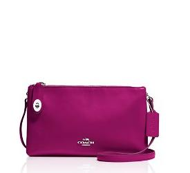 COACH Smooth Crosby Crossbody @ Bloomingdales