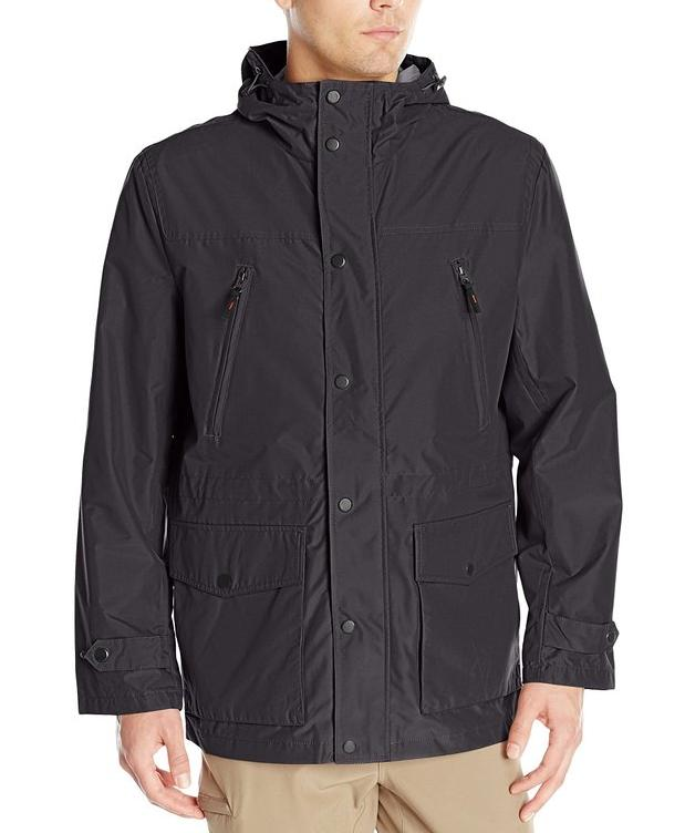 London Fog Men's Brookings Anorak Three-In-One Systems Jacket @ Amazon
