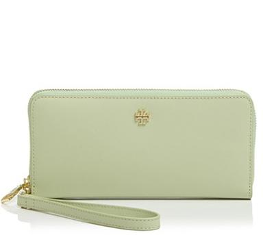 Tory Burch Wallet - York Zip Passport Continental @ Bloomingdales
