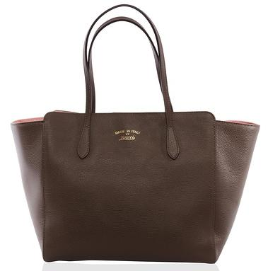 Gucci Swing Bag, Brown On Sale @ MYHABIT
