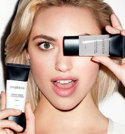 Free Deluxe Samplewith $40 Orders @ Smashbox Cosmetics