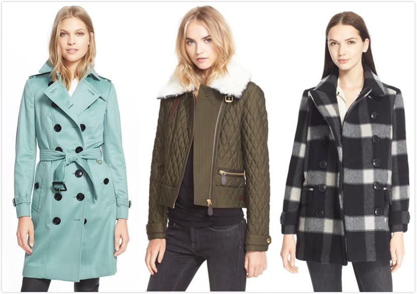From $47.49 Burberry Brit Apparel On Sale @ Nordstrom