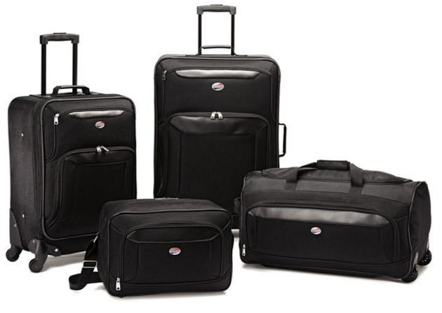 American Tourister Brookfield 4pc Set