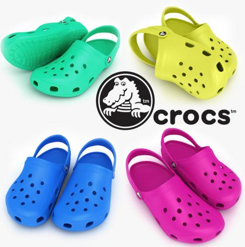 Extra 40% Off Select Sale Items @ Crocs