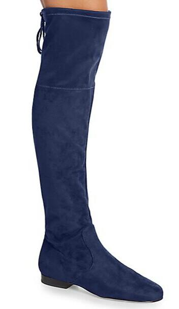 Ivanka Trump Muvi Over-The-Knee Boots @ Saks Off 5th