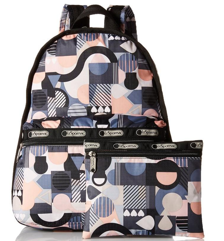$45.99 LeSportsac Basic Backpack, Cubist