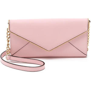 Rebecca Minkoff Cleo Wallet On A Chain Cross-Body Bag