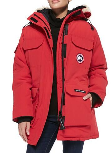 Canada Goose Expedition Hooded Parka @ Gilt