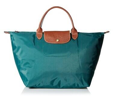 Longchamp Le Pliage Medium Handbag, Cedro @ MYHABIT
