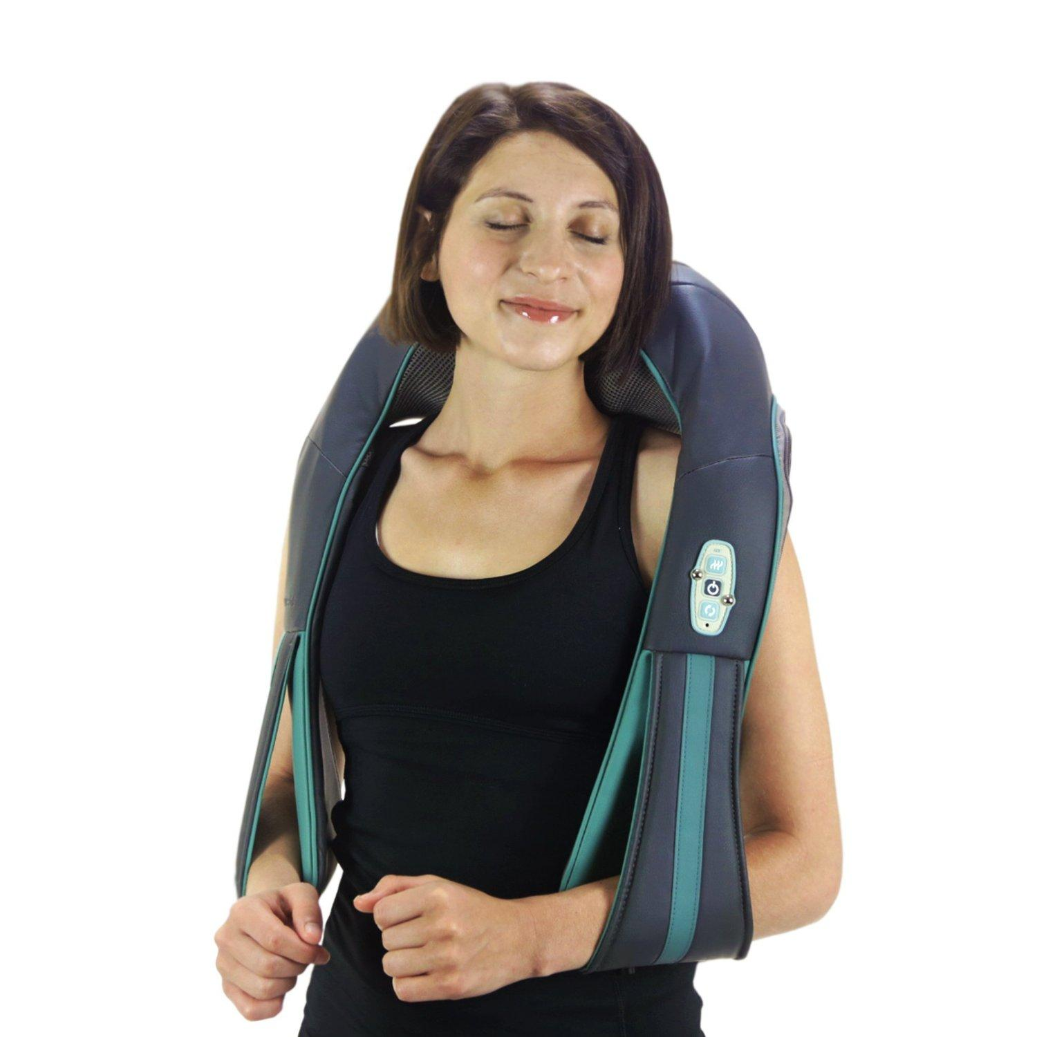 $89.99 truMedic Instashiatsu Plus Neck and Shoulder Massager Sale @ Amazon.com