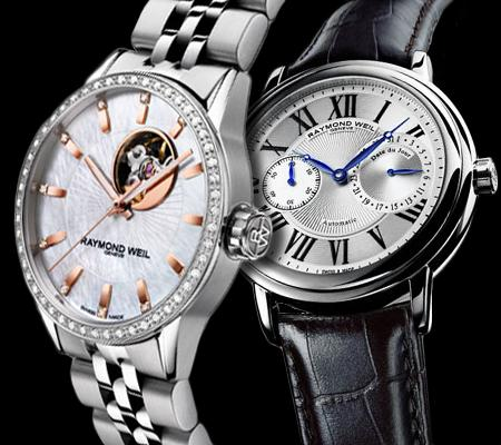 Up to 78% off Up to 78% off RAYMOND WEIL Watches@JomaShop.com