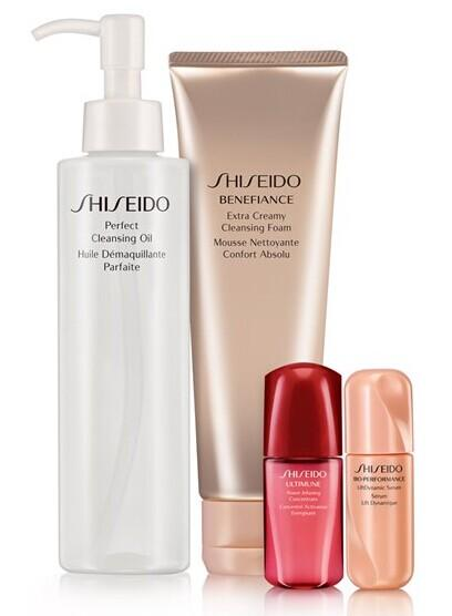 $67 ($112 Value) Shiseido 'Double Cleanse' Anti-Aging Set @ Nordstrom
