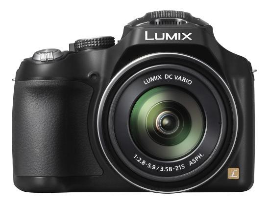 Panasonic LUMIX DMC-FZ70KA 16.1MP Bridge Camera