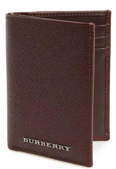 Up to 33% Off Burberry Men's Accessories On Sale @ Nordstrom