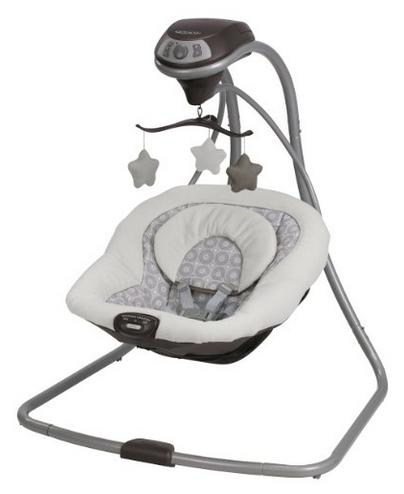 Graco Simple Sway Swing, Abbington