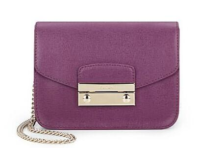 Furla Julia Mini Saffiano Leather Crossbody @ Saks Off 5th