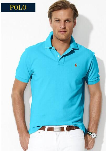 CLASSIC-FIT MESH POLO @ Ralph Lauren