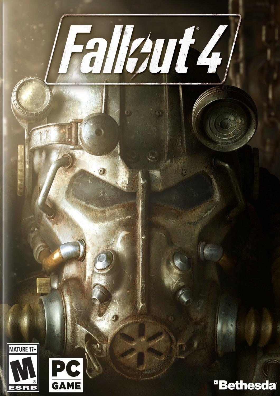 Fallout 4 PC - Disc