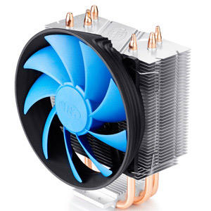 DEEPCOOL GAMMAXX 300 CPU Cooler 3 Heatpipes 120mm PWM Fan