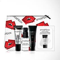 Free 5-piece Gift + Free ShippingWith Any $40 Order @ Smashbox
