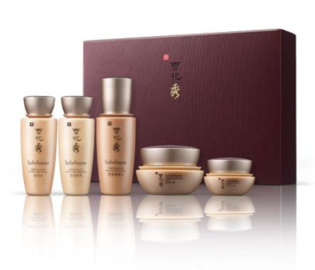Free A Cosmetic Bag + 5 Samples with any $350 Sulwhasoo purchase @ Bergdorf Goodman