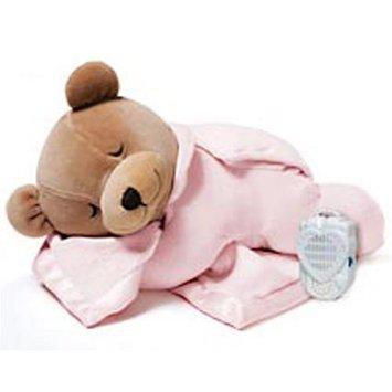 Prince Lionheart Original Slumber Bear with Silkie Blanket