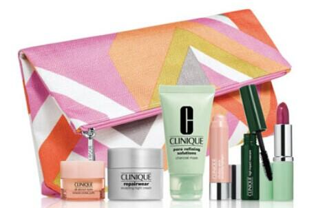 Free 7-Pc Gift with any $50 Clinique purchase @ Bergdorf Goodman