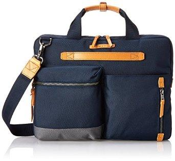Tumi Dalston Acer Slim Zip Brief, Navy