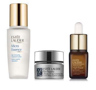 Free Cosmetic Bag + 3 Samples with any $100 Estee Lauder purchase @ Bergdorf Goodman