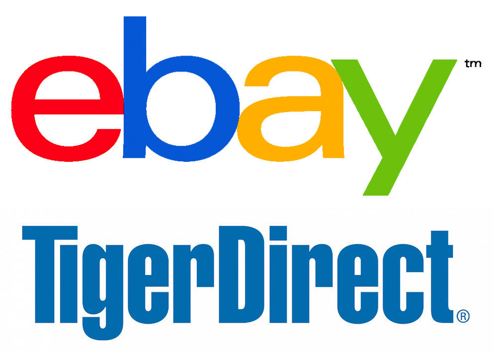 Save up to 90% Sales @ TigerDirect eBay Store