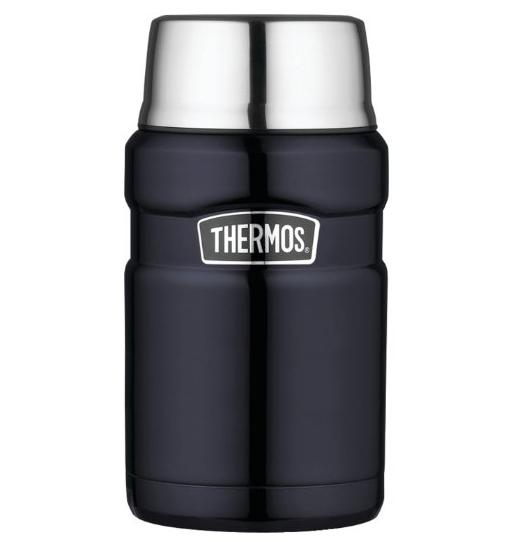 Thermos Stainless King Food Jar - Midnight Blue