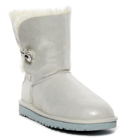 UGG Australia Bailey I Do Genuine Shearling Lined Boot @ Hautelook