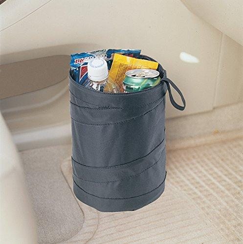 $3.97 Hopkins TRASH-BLA Go Gear Pop Up Trash Can