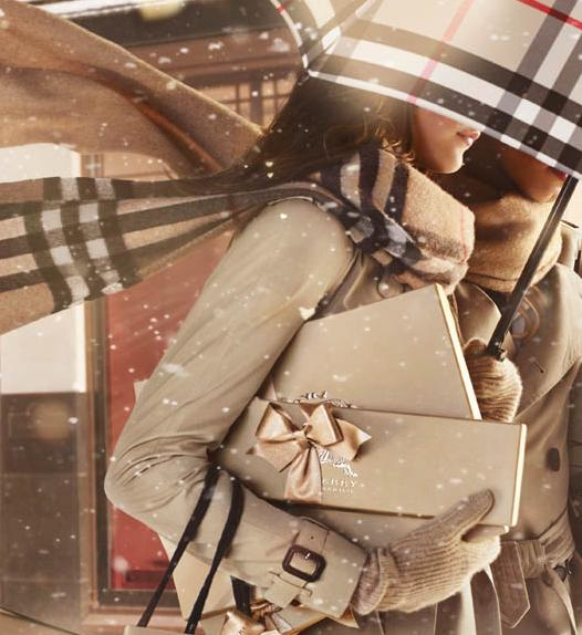As low as $236 Burberry Scarves, Handbags, Shoes On Sale @ MYHABIT